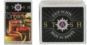 Stash Cinnamon Vanilla Tea 108-Count $5.10 Shipped