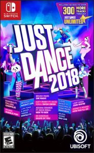 Just Dance 2018  $24.99 Today Only (Reg. $59.99)