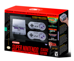 Nintendo Super NES Classic Edition $79.99 Shipped on Dell.com @ 11AM EST on Tuesday 11/28