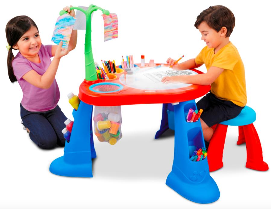 Little Tikes Children Tracing Art Desk 29 99 Reg 69 99