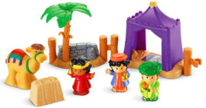 Fisher-Price Little People Three Wise Men AND Lil' Shepherds Gift Bundle ONLY $15 Shipped