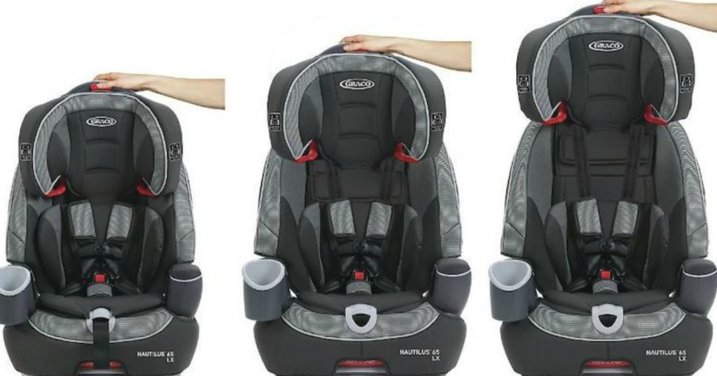 Graco Nautilus 3in1 Car Seat Product Review My Traveling Baby