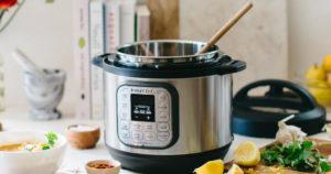 Instant Pot Duo Mini 3-Quart 7-in-1 Pressure Cooker $49.00 Shipped