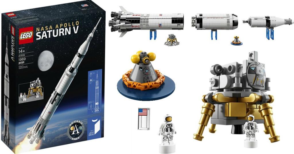 Lego Apollo 11 Set