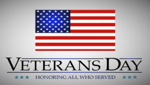 Veteran's Day Deals Freebies