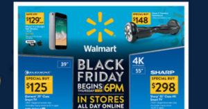 Walmart Black Friday Ad Has Been Released