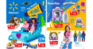 Walmart's 2017 Holiday Toy Catalog