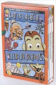 The Wayside School Collection Boxed Set $4.53 (Reg.$17.9)