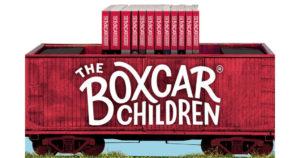 The Boxcar Children Bookshelf $11.56 (Reg$59.99)