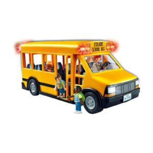 Playmobil School Bus Playset $11.99 Shipped (Reg.$24.99)