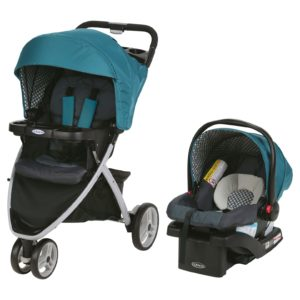 Graco Pace Click Connect Travel System $50 (Reg. $199.99)