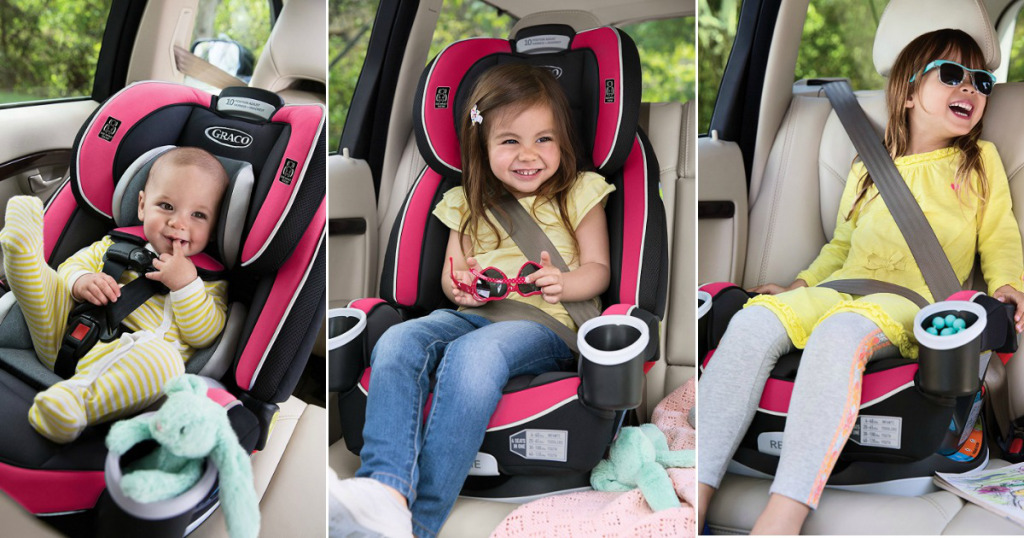 Hurry Over To Amazon Or Walmart Where You Can Grab This Graco 4Ever Convertible Car Seat In Azalea For Just 16874 Shipped