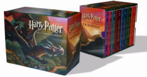 Harry Potter The Complete Series Paperback Box Set $20.86 (Reg.$49.99)