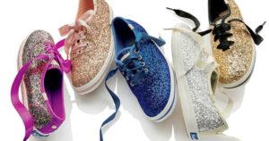 KEDS Kate Spade Glitter Shoes $39.96 Shipped (Regularly $85)