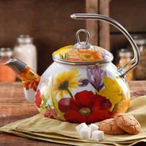 Pioneer Woman Tea Kettle $14.97 (Reg.$25)