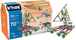 K'NEX Imagine Classic Constructions Building Set $20.49 (Reg.$39.99)
