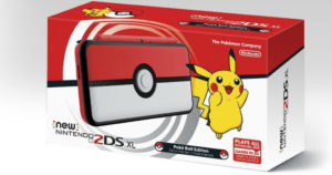 Nintendo 2DS XL Poke Ball Edition $127.99 Shipped (Reg. $159.99)