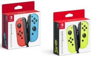 Nintendo Switch Joy-Con Controllers $63.20 Shipped