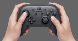 Nintendo Switch Pro Controller $59.55 Shipped (Reg.$69.99)