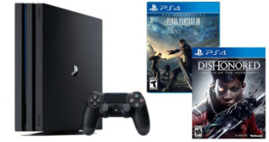 Playstation 4 Pro Bundle Set $349.99 Shipped (Reg. $519.97)