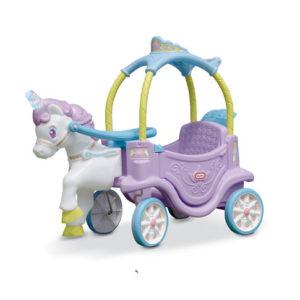 Little Tikes Magical Unicorn Carriage $119.99