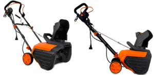 Electric Snow Thrower $99 Shipped