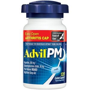 Advil PM 120-Count $12.75 Shipped