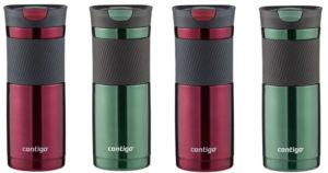 Contigo SnapSeal Stainless Steel Travel Mug $7.19