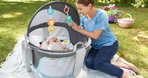 Fisher-Price On-The-Go Baby Dome $37.84 Shipped (Reg.$69.99)
