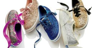 Keds Kate Spade Glitter Shoes $49.95 Shipped (Reg. $85)