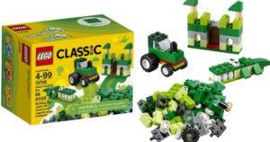 LEGO Classic Creativity Boxes $3.79
