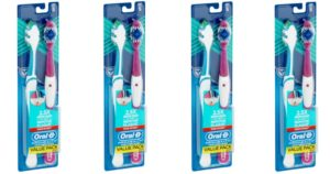 Oral-B Pro Health Soft Toothbrush 2-Pack $1.09