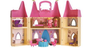Peppa Pig Princess Castle Playset $17 (Reg.$34.99)