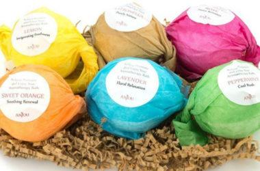 Anjou Bath Bombs Gift Set $9.99