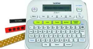 Brother P-Touch Label Maker $9.99 (Reg. $39.99)