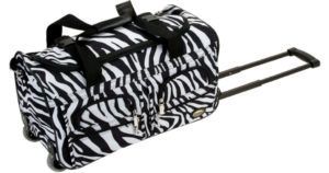 Rockland Luggage 22-Inch Rolling Duffle Bags As Low As $18.39