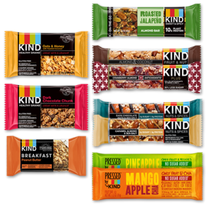 KIND Bars 10-Count Variety Pack $5.95 Shipped