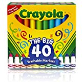 Up to 50% Off Crayola Items on Amazon