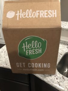 $40 off your first HelloFresh Meals