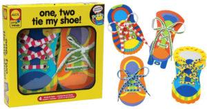 ALEX Toys One, Two Tie My Shoe Set $5.26 *Add On Item**