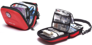 Be Smart 201-Piece First Aid Kit $22.50