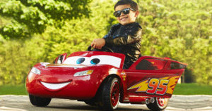 Lightning McQueen Battery-Powered Ride On $79 Shipped (Reg.$149)