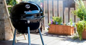 Char-Broil TRU-Infrared Kettleman 22.5″ Charcoal Grill $63.69 Shipped (Reg. $149)
