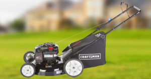 Craftsman Lawnmower $229.99 Shipped & Get $75 Back in Shop Your Way Points