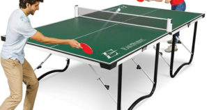 EastPoints Sports Fold 'N Store Table Tennis Table $90 Shipped (Reg.$249.99)