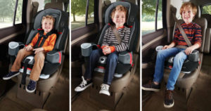 Graco Nautilus 3-in-1 Booster Car Seat $89.99 Shipped (Reg. $149.99)
