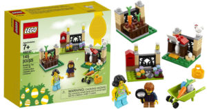 LEGO Easter Egg Hunt Building Kit $9.84