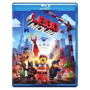 The LEGO Movie Blu-ray & DVD $5