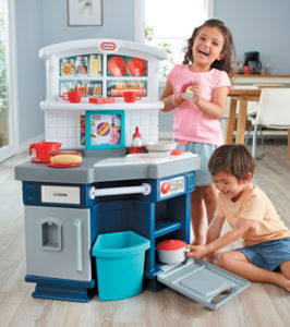 Little Tikes Cook With Me Kitchen & Accessories $49 Shipped (Reg. $79.97)