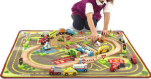 Melissa & Doug Deluxe Multi-Vehicle Activity Rug $34.99 (Reg. $89.99)